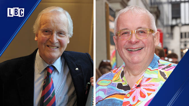 Nicholas Parsons: Christopher Biggins pays hilarious tribute to his good friend