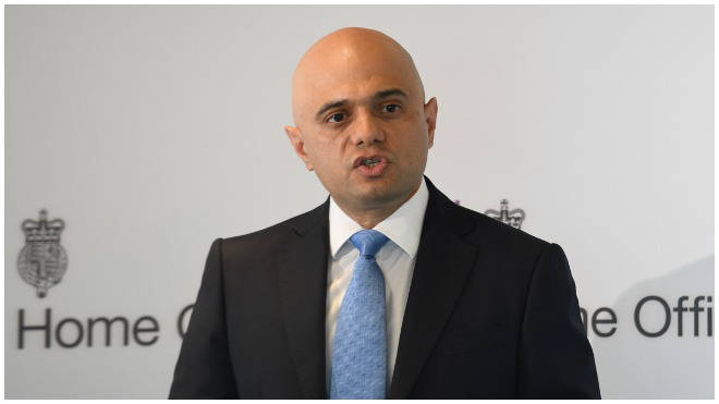 Sajid Javid commissioned the review in June 2019