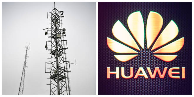 Almost half of Brits disagree with the Government working with Chinese tech giant Huawei