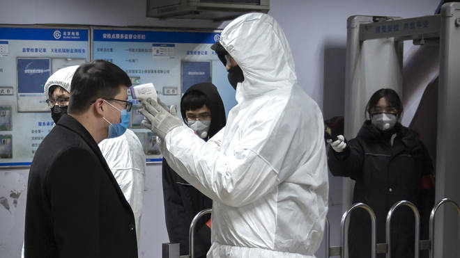Chinese cities remain on lockdown as 106 people are confirmed dead from the coronavirus