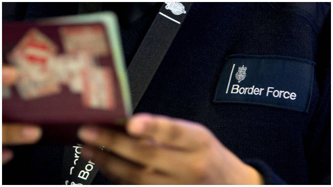 The report suggests the current immigration system is satisfactory