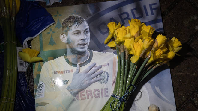 Emiliano Sala died after his plane crashed over the Channel in January