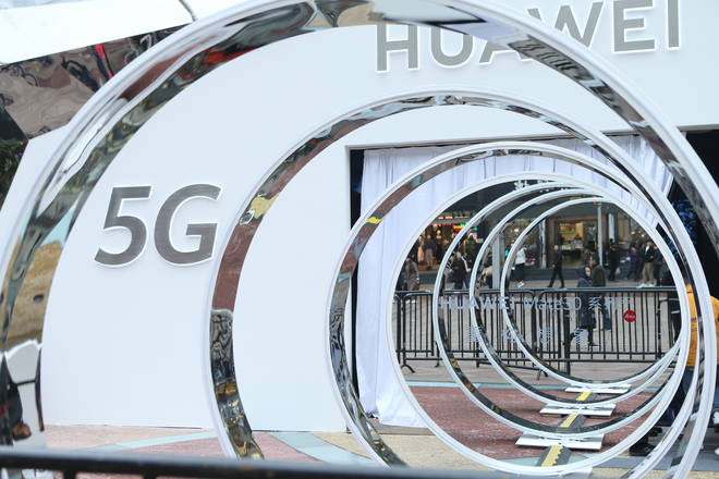 Huawei are the market leaders in the 5G industry