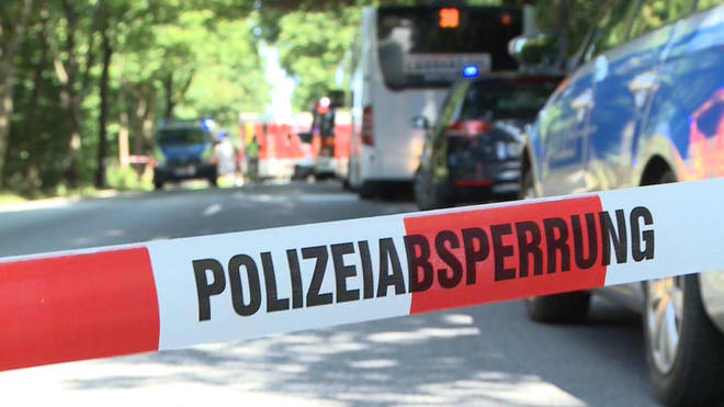 Knife attack in Germany