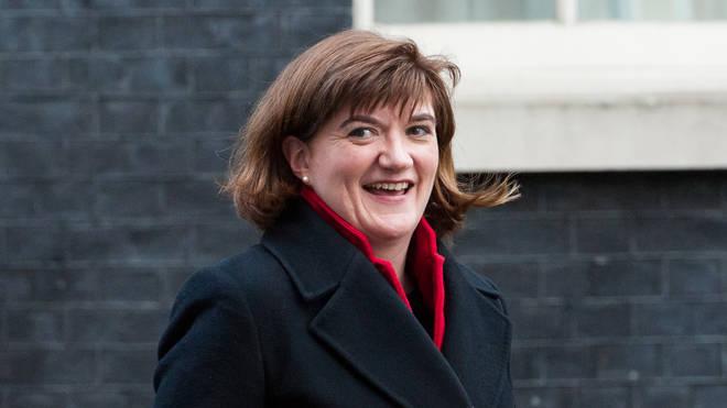 Culture Secretary Nicky Morgan has defended the company's involvement