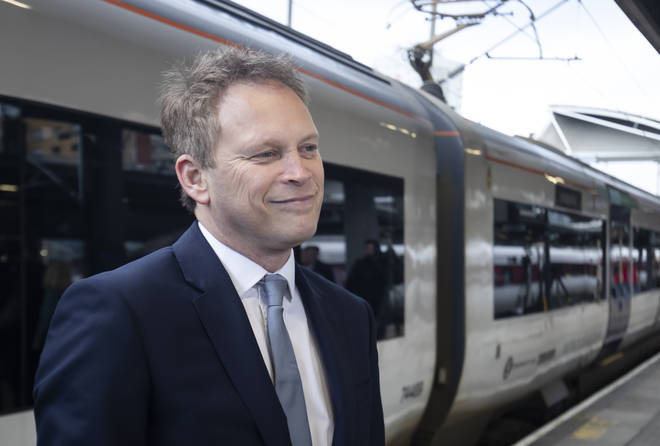 In a written statement to Parliament, Grant Shapps