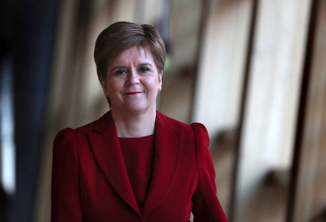 "SNP First Minister Nicola Sturgeon said people would be ""mortified"" by the comments"