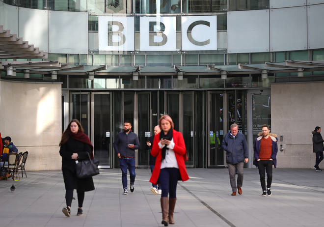 BBC bosses have announced the loss of 450 jobs at BBC News