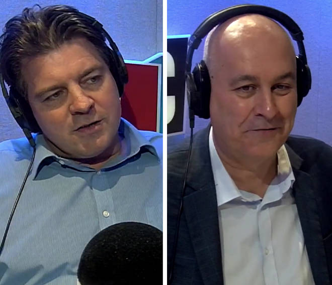 Liam Halligan joined Iain Dale alongside Jonathan Lis on Friday