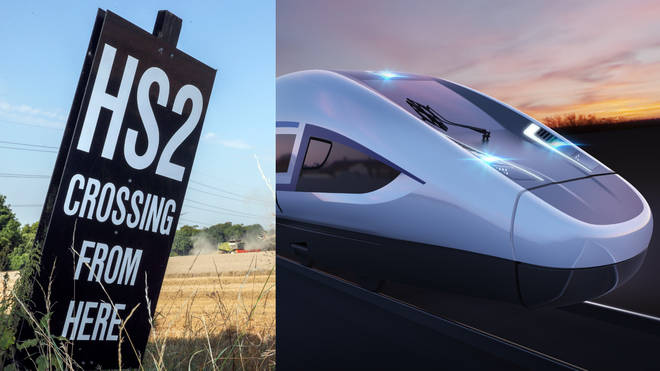 The high-speed rail project has been controversial