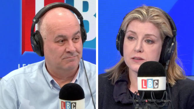 Iain Dale featured Penny Mordaunt on his Cross Question show