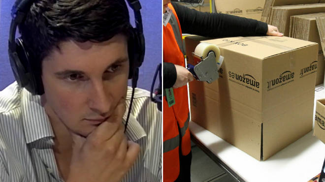 Tom Swarbrick discussed the Amazon boss' comments
