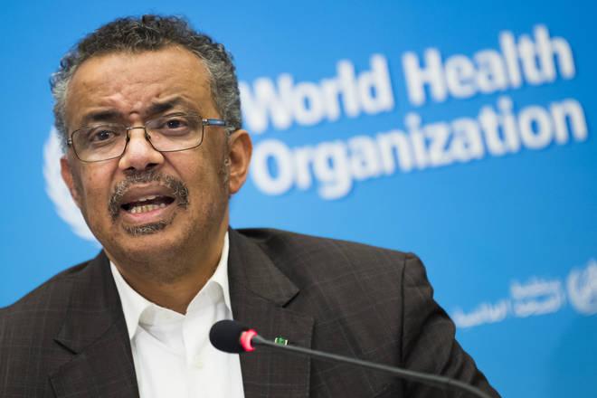 Dr Tedros Adhanom Ghebreyesus declared the emergency on Thursday evening