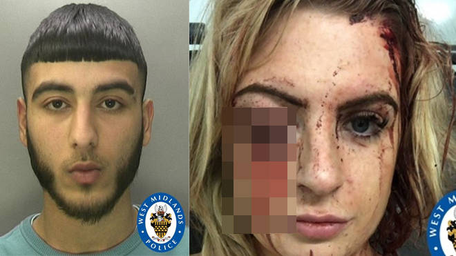 Majid Ali was handed nine years for attacking Blythe Mason-Boyle