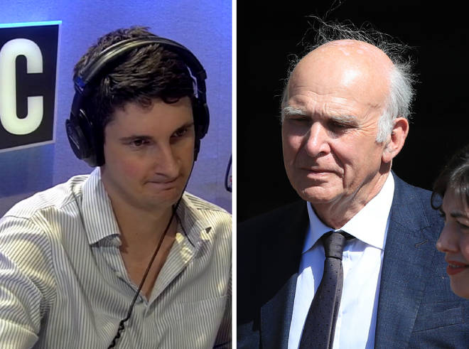 Tom Swarbrick Vince Cable