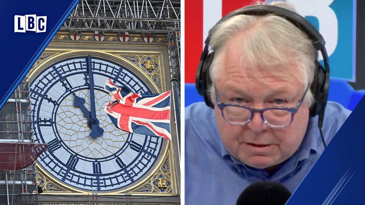 Brexit Day is a moment for both optimism and regret: Nick Ferrari
