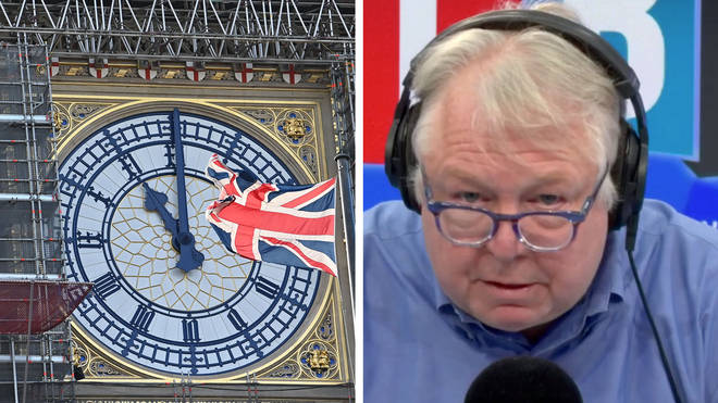 Nick Ferrari will be on LBC at 11pm to mark Brexit