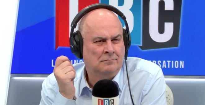 Iain Dale was baffled by what Syed told him