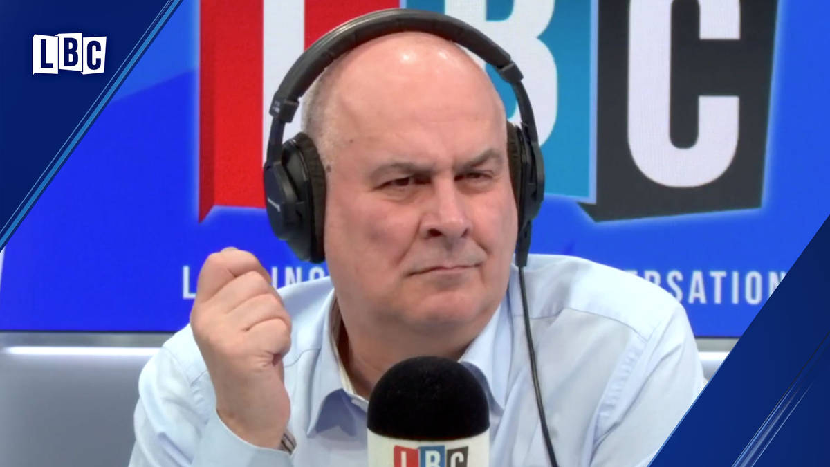 This caller has a VERY bizarre way of celebrating Brexit tonight
