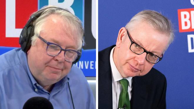 Nick Ferrari spoke to Michael Gove on Brexit Day