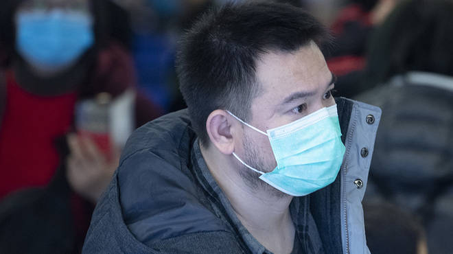 Coronavirus face masks aren't completely effective because of the loose-fitting