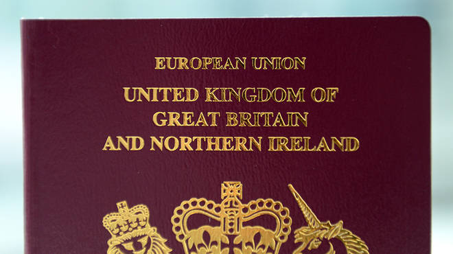 British passports will still be red and valid for the next 11 months