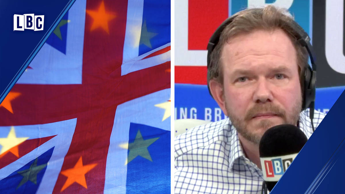 The last ever James O'Brien Brexit caller might just have been the best