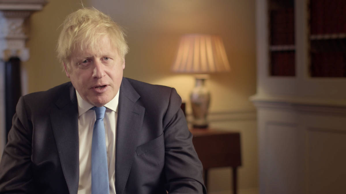 Boris Johnson says 'we obeyed the people' at historic moment Britain leaves Europe