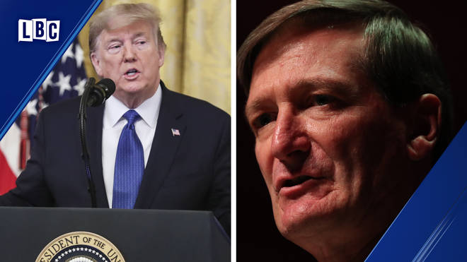"Dominic Grieve: A post-Brexit trade deal with the US is a ""pipe dream"""