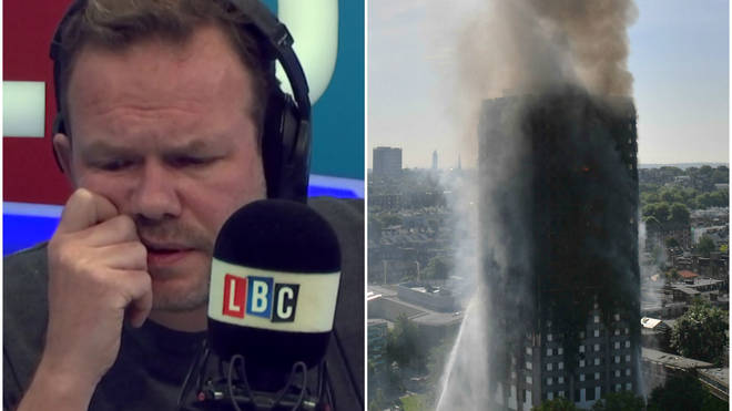 Fire expert told James O'Brien that new Grenfell disasters are waiting to happen