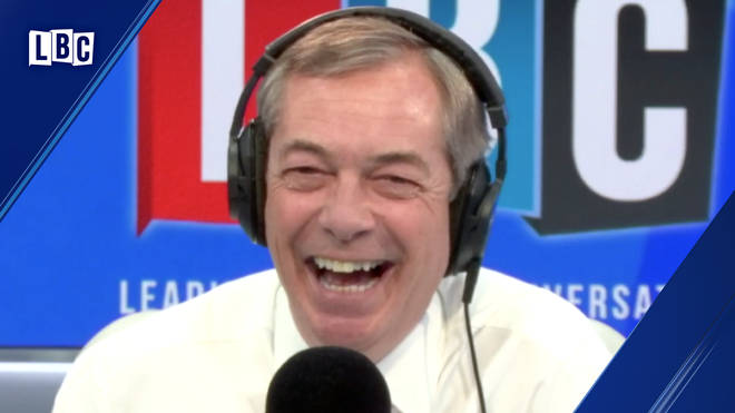 The Nigel Farage Show: watch from 10am