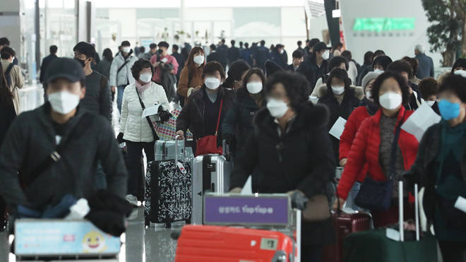 The first coronavirus death outside China has been confirmed