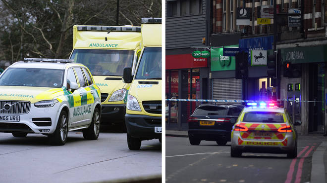 Streatham attack eyewitness: 'It took over half an hour for ambulances to arrive'