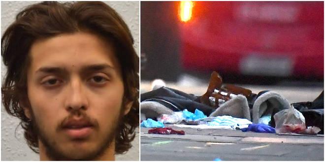 Streatham attacker named as Sudesh Amman