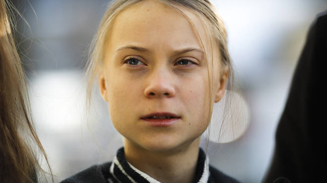 Thunberg has been nominated alongside her Fridays for Future movement
