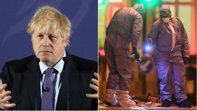 Johnson has pledged to move faster on the legislation