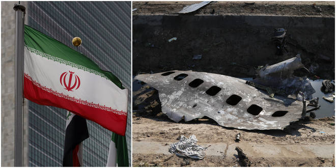 Leaked recordings show Iran knew missile downed plane, say Ukrainian officials