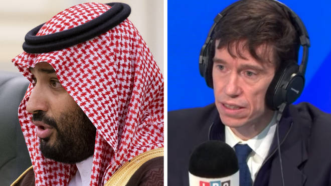 Rory Stewart: The UK could learn from Saudi Arabia about how to stop terrorists