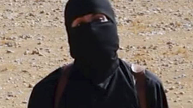 """Jihadi John"" - whose real name was Mohammed Emwazi - was killed in 2015"