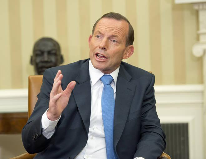 Tony Abbott said he hoped Boris Johnson's Huawei decision would be revised