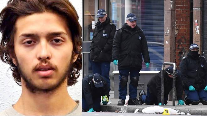 Sudesh Amman was shot dead in the street in Streatham on Sunday