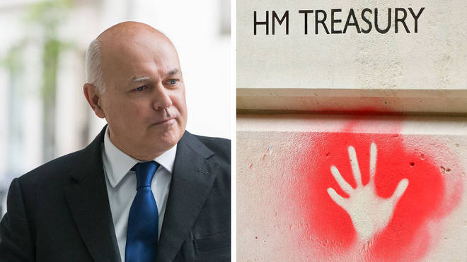 Iain Duncan Smith backed Nick's campaign to give police more powers