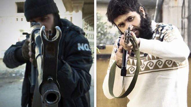 Mohammed Ahmed and Yusuf Sarwar, two convicted extremists who are soon eligible for early release