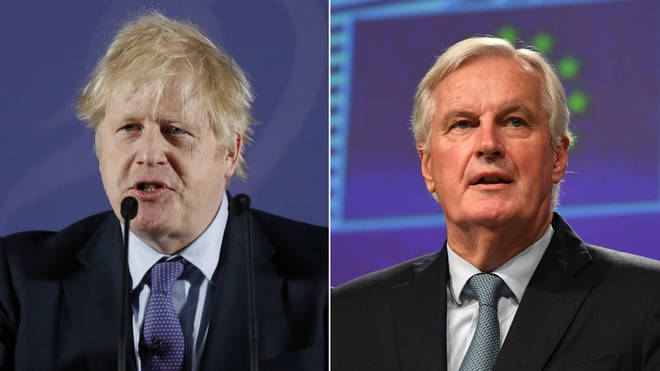The two sides have laid out their proposals for a future UK-EU partnership