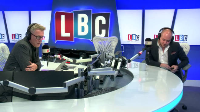 Daniel Hannan debated Ian Dunt live on LBC