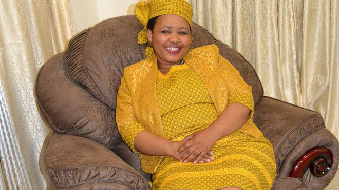 First Lady Maesaiah Thabane fled Lesotho in January