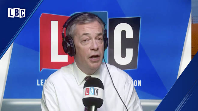 Nigel Farage compares Jihadism to coronavirus