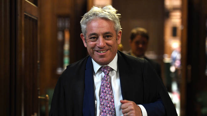 John Bercow has denied all the accusations
