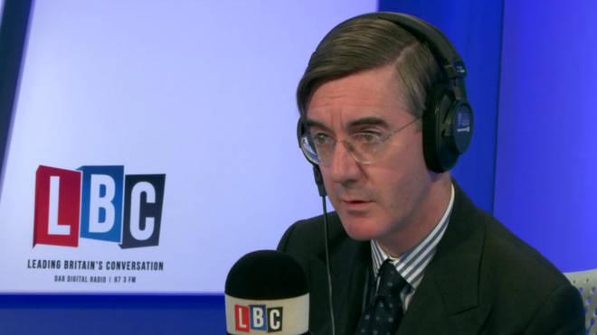 Jacob Rees-Mogg didn't hold back on George Osborne