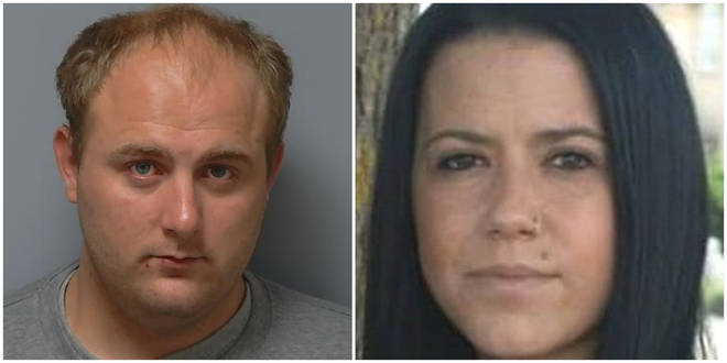 .Brendan Rowan-Davies, 29, killed 27-year-old Kelly-Anne Case at her home in Gosport, Hampshire, before setting fire to the property